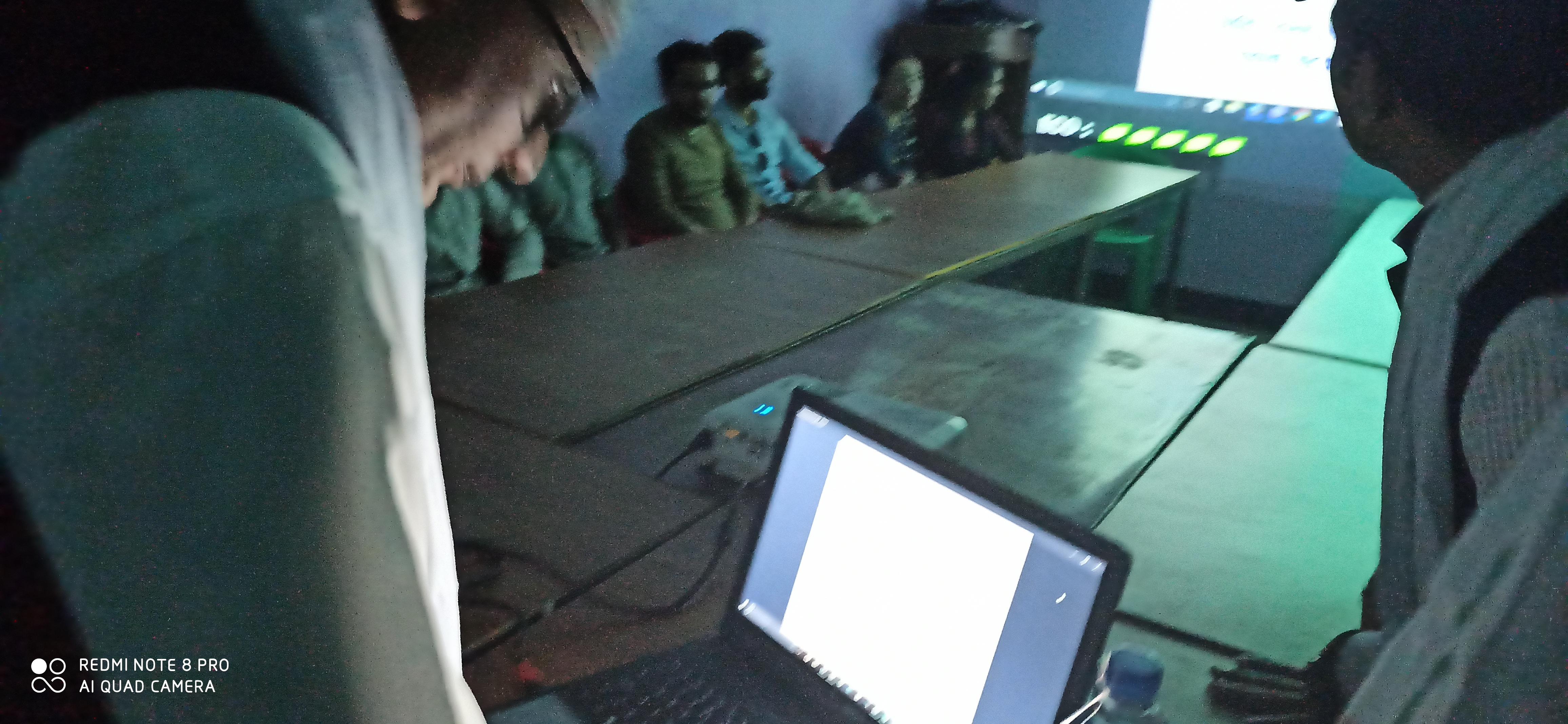 बुटवल-१० कालिकानगरमा सन्चालित ३ महिने मोबाइल मर्मत तालिमको उद्घाटन कार्यक्रमका तस्विरहरु